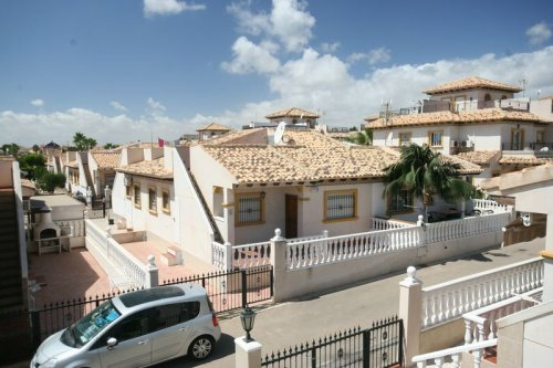 Sun all day Marbella Bungalow next to pool area