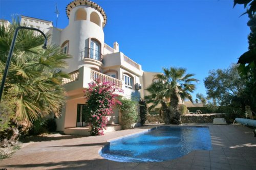 Detached Villa on Las Ramblas Golf Course