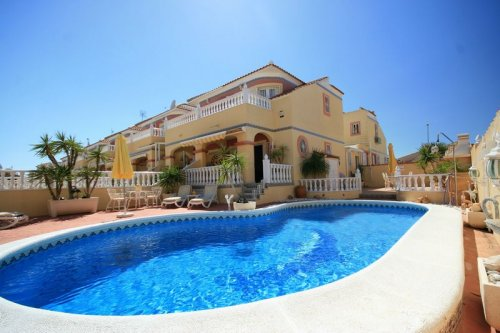 Semi Detached with Private Pool Cabo Roig