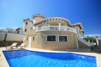 Detached Villa with private pool  next to La Zenia beach pic 1