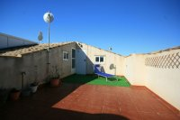 2 Bed, 1 Bath property with room for private pool Cabo roig pic 12