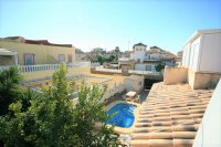 2 Bed, 1 Bath property with room for private pool Cabo roig pic 13
