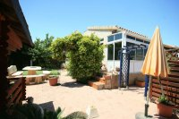 2 Bed, 1 Bath property with room for private pool Cabo roig pic 15
