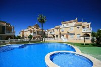 Cabo Roig-Fantastic 3 bed, 2 bath  south facing townhouse next to beach! pic 1