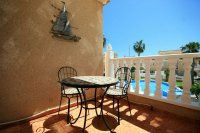 Cabo Roig-Fantastic 3 bed, 2 bath  south facing townhouse next to beach! pic 12