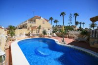 Semi detached with private pool Cabo Roig pic 2