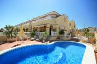 Semi detached with private pool Cabo Roig pic 9