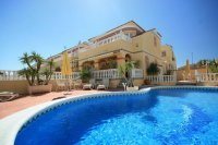 Semi detached with private pool Cabo Roig pic 5