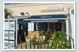 Our office in Cabo Roig